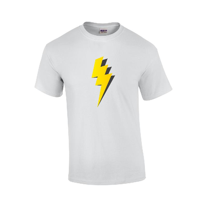 Jam FM Blitz T-Shirt T-Shirt White